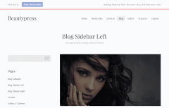 BeautyPress Blog Page