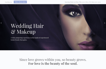 BeautyPress Home Page