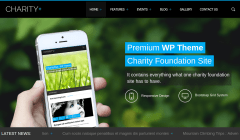 CharityPlus Home Page