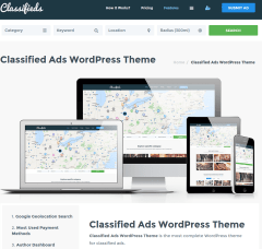 Classified-Content-WordPress-theme