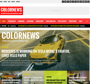 Colornews-Wordpress-theme
