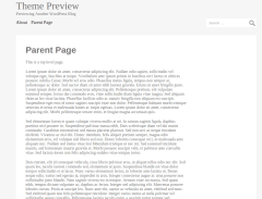 Generic Parent Page
