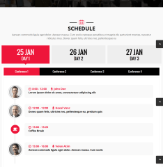 Ievent-Scheduld-WordPress-theme