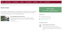 Lectura Lite Events Page