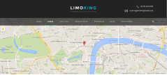 Limo King Contact Page