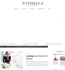 Pandella-WordPress-theme