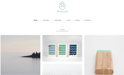 PineCone Home Page