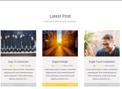 Post-Novelliete-WordPress-theme