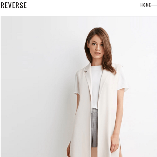 Reverse- An ecommerce WordPress theme