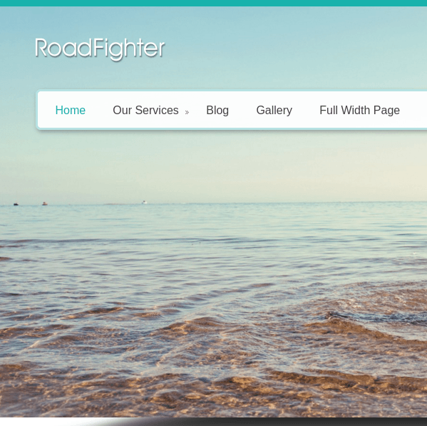 Roadfighter homepage