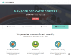 ServerEast Home Page