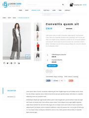 Single-product-Shop-WordPress-lookcare
