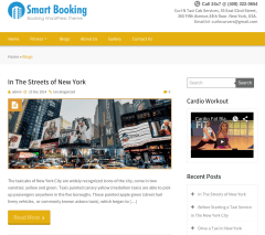 Smart Booking Blogs