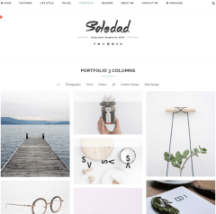 Soledad-WordPress-theme-portfolio