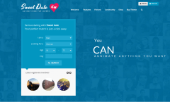 Sweet Date Home Page