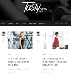 Tasty-Homepage-WordPress-theme