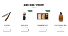 Trimmer Product Section