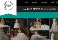 Wedding-emotion-WordPress-theme-Gallery-6col