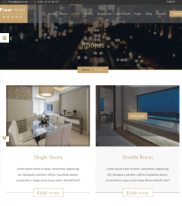 WordPress-theme-Pinar-Hotel