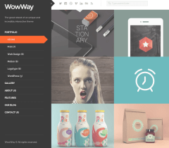 WowWay Home Page