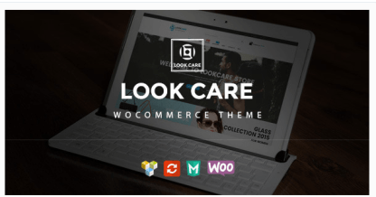 lookcare-WordPress-theme
