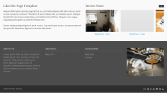 myStore Footer