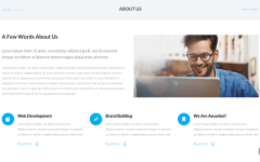 About Us Page – StoreX