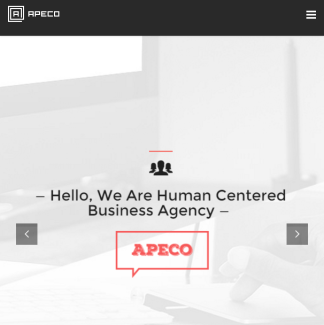 Apeco - Multipurpose Responsive WordPress theme