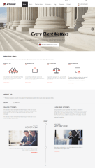 Attorneys – homepage