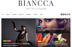 Biancca Home Page