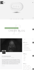 Blog page of Creek