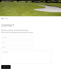 Brentwood-WordPress-contact