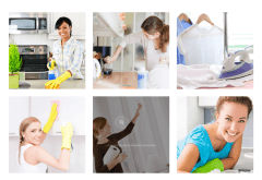 Cleaning company – gallery