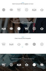 Clients Page – Mixed