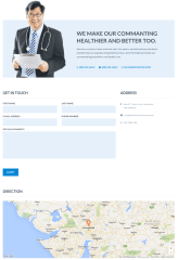 Contact Page – MedicalPro