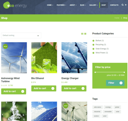 Eco-energy-Shop