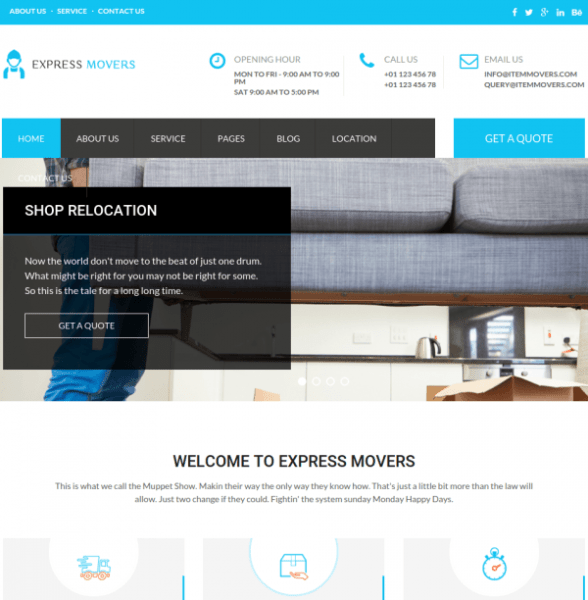 Express-movers-Homepage