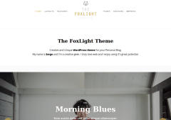 Foxlight Home Page