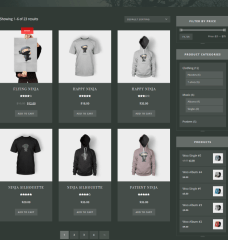 IncReason – Shop page