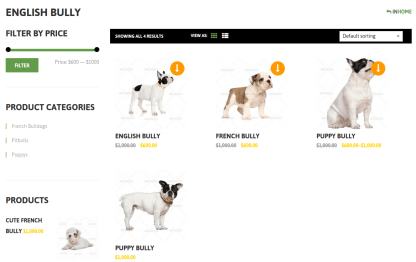 Kybully English Bully Page