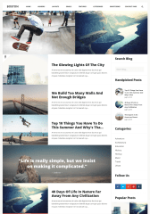 Light Homepage – Boston