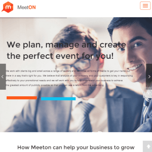 Meeton - WordPress theme for Events.