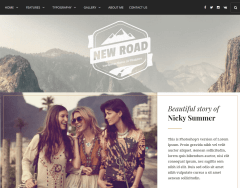 NewRoad Home Page