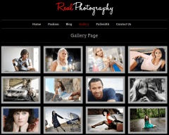 Real Photography Gallery Page