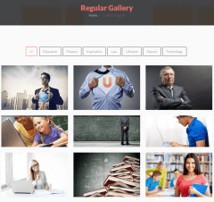 Regular Gallery Page – BeSmart