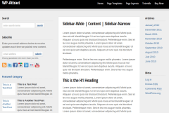 Sidbar-content-sidebar-WP-attract