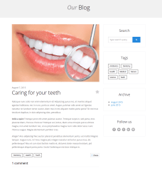 Single Blog – Dentist