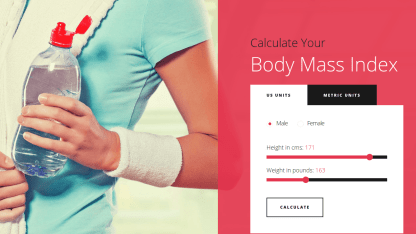 Sport Center Body Mass Index Section