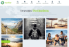 Traveline Destination Page