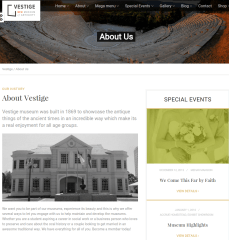 Vestige-WordPress-theme